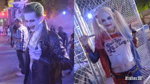 Best Halloween Attractions New England by New Squad Six Flags Fright Fest Meet U0026 Greet Joker