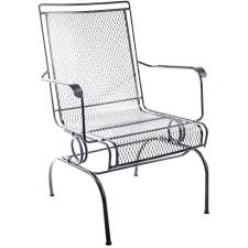Arlington House Wrought Iron Motion Chair, Outdoor Patio Furniture ... Amazoncom Strong Camel Bistro Set Patio Set Table And Chairs Metal Wrought Iron Fniture Outdoors The Home Depot Woodard Tucson High Back Coil Spring Chair 1g0066 Iron Patio Cryptoracksco Henry Black Cushions A Guide To Buying Vintage For Sale Decoration Shop Garden Tasures Of 2 Davenport Outdoor Rocking Gray Blue Used White Thelateralco Cevedra Sheldon Walnut Cane Cast Rolling Chaise Lounge