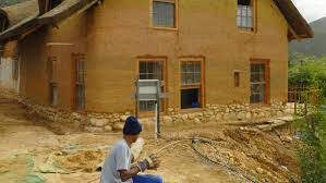 100 Brick Walls In Homes What Is A Cob House Living IN The Earth