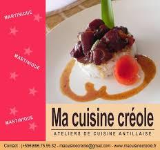 cuisine antillaise martinique ma cuisine créole rivière pilote martinique fr
