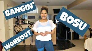 Bangin Bosu Workout Fueled With Quest Cinnamon Crunch Protein Powder