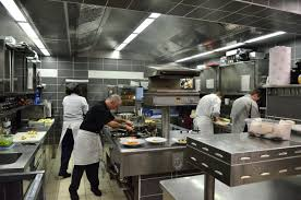 cuisine de restaurant moderm open kitchen nisartmacka com
