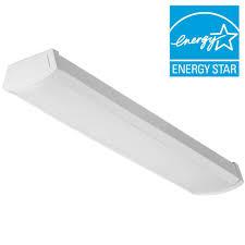 rectangle flushmount lights lighting the home depot