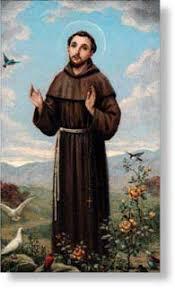 st francis of assisi saints saints a z patrons saints a z