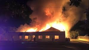 Live Oak Pumpkin Patch Fire by Mystery Surrounds Fire A Fredericksburg U0027s Turner Hall Cause