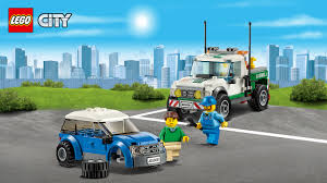 100 Lego City Tow Truck 60081 Pickup Wallpapers LEGO LEGOcom GB