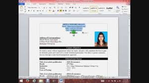 Make A Resume On Microsoft Word - Sazak.mouldings.co How To Make A Resume With Microsoft Word 2010 Youtube To Create In Wdtutorial Make A Creative Resume In Word 46 Professional On Bio Letter Format 7 Tjfs On Microsoft Sazakmouldingsco 99 Experience Office Wwwautoalbuminfo With 3 Sample Rumes Certificate Of Conformity Template Junior An Easy