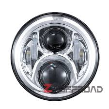 aliexpress buy 7 motorcycle projector led light 7inch
