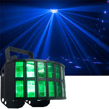 ADJ American DJ Aggressor HEX RGBCAW LED Light Effect