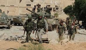 siege army syria army breaks siege of ahrar al sham rebels on army base near