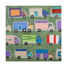 100 Cheetah Trucking Shop Brian Nash Keep On Canvas Art Free Shipping On