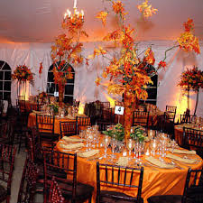 Fall Theme Wedding Ideas