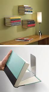 Home Priority Creative Bookshelf Design With Futuristic Style For