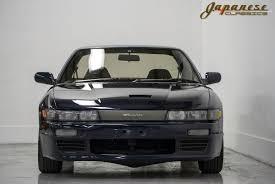 Japanese Classics | 1991 Nissan Silvia Q's