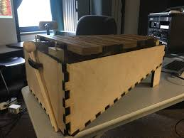 100 Home Made Xylophone 7TET 2 Octave Made Wooden W Amplification