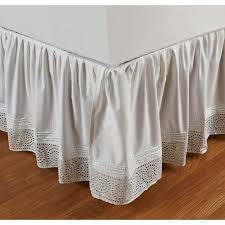 Bed Skirt With Split Corners by 230 Best Bedskirts Images On Pinterest Bedskirts Bedroom And