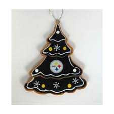Pittsburgh Steelers NFL Christmas Tree Ornament