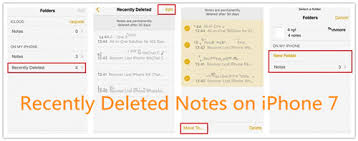 3 Ways to Recover Deleted Lost Notes from iPhone X 8