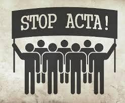 ACTA: totalitäre internet zensur – weg damit!