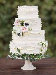 Romantic Bohemian Wedding Cakes