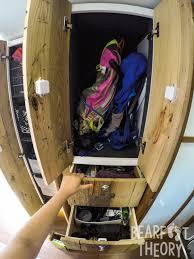 Storage In My 4x4 Mercedes Sprinter Van