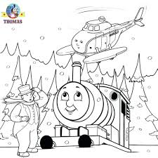Printable Fish Tank Coloring Pages Finding Nemo Thomas The Engine Birthday Helicopter Full Size