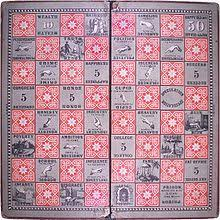 The Checkered Game Of Life Board