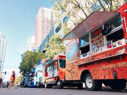 Each Wednesday, Find A New Slew Of Food Trucks In Downtown San Diego