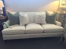 Crypton Super Fabric Sofa by Crypton Sofa Collection Highland House Upholstery Item Shown A