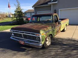 1974 Ford F100 - Turbo 5.3 - LS1TECH - Camaro And Firebird Forum ... 1974 Ford F250 Original Barnfind Flawless Body Paint Flashback F10039s New Arrivals Of Whole Trucksparts Trucks Or Courier Fordtruckscom 2 F100 Ranger 50 V8 302 Youtube 4x4 Rebuilt 360 Automatic 4wd 76 F 250 Tuff Truck 4 Fordtruck 74ft1054c Desert Valley Auto Parts F150 Farm 428 Cobra Jet Frame Up Restore Homebuilt Father Son Build Truckin Is Absolutely Picture Perfect Fordtrucks For Sale Classiccarscom Cc11408