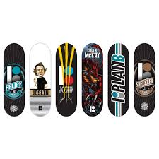 Tech Deck Finger Skateboard Tricks by Spin Master Tech Deck 96mm Fingerboard 6 Pack Planb Series