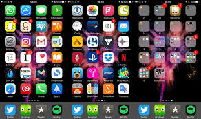 Life hack how to best arrange your iPhone apps one icon at a