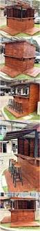 Covered Patio Bar Ideas by Best 25 Outdoor Patio Bar Ideas On Pinterest Patio Bar Diy