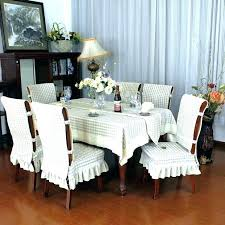 Amazing Short Chair Covers Sure Fit Stretch Plush Dining Room Cover