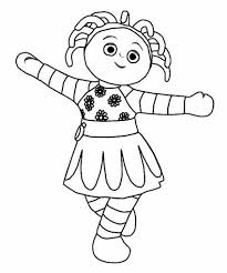 Cbeebies Colouring Pages 8 24 Best Images About Ceebeebies On Pinterest