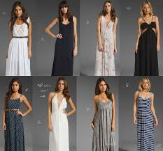 8 summer maxi dress styles glitter inc glitter inc
