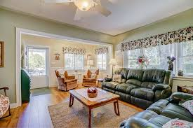 Alternate View Of Living Room Facing The Front Entry Door