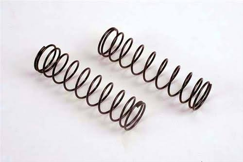 Traxxas 2457 Rear Black Springs - 2ct