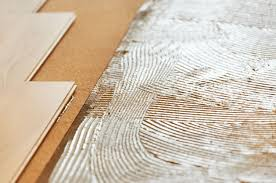 Laying Vinyl Tile Over Linoleum by How To Install Cork Flooring Tips And Guidelines For Your Diy
