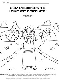 Coloring Pages About God Awesome Collection Of Obeying Bible