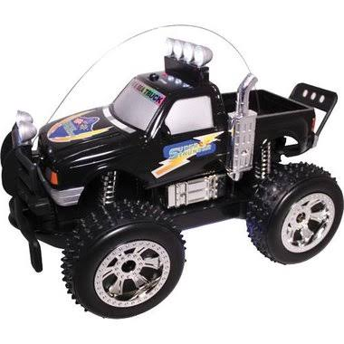 Odyssey Land and Sea Truck 4X4 Remote Control - 2.4ghz