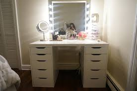 Makeup Vanity Table With Lights And Mirror by Bedroom Bedroom Vanity Mirror With Lights For Bedroom Diy