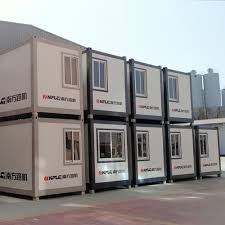 100 Container Projects China Economical Flat Pack Expandable House For