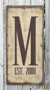 on the avenue burlap welcome cute this would be an easy diy