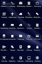 iPhone Toolbar Icons Download