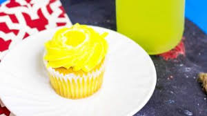 Limoncello Cupcakes Alcohol Infused