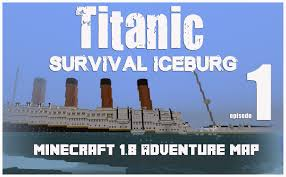 Minecraft Titanic Sinking Animation by 100 Titanic Sinking Simulator Escape Mode The Ship Is