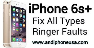 iPhone 6s Plus Fix iPhone Ringer Not Working No Call Rings Low