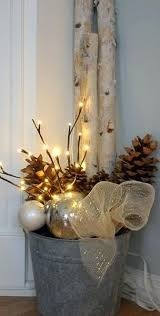 Rustic Xmas Decorations Cool Christmas Tree Ideas