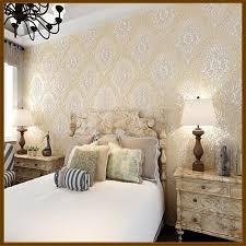 moderne tapete europäischen klassischen muster schlafzimmer wohnzimmer sofa tv tapete hintergrund wandpapierrolle wohnkultur